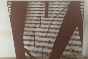 艺术雕刻铝板
