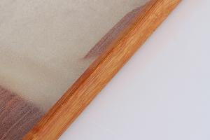 橡木色U型铝方通