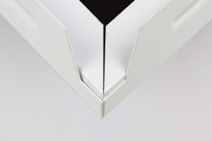 复合方板天花角位细节图