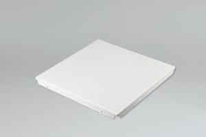 白色铝合金复合方板天花