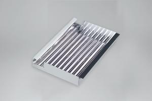 单层瓦楞勾搭铝板