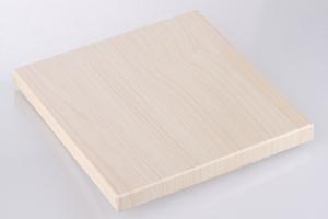 木纹色平面铝蜂窝板