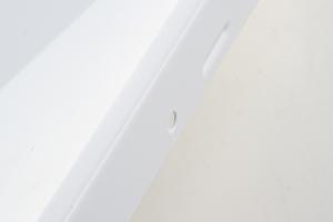 深井型铝扣板折边细节
