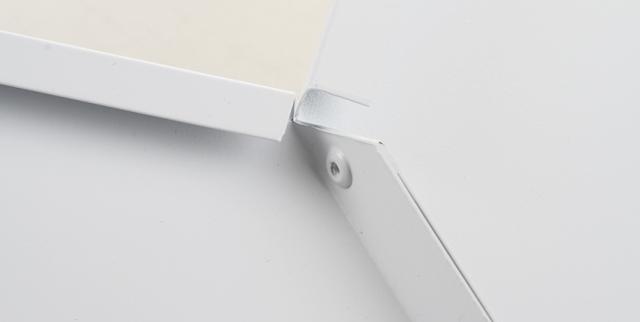 深井型铝扣板扣位细节