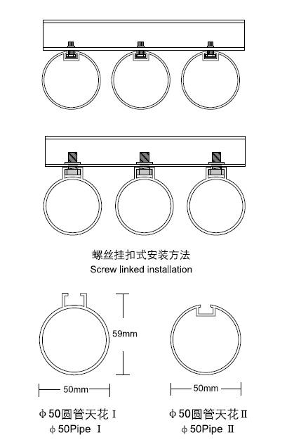 型材铝圆管直径规格