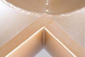 造型铝单板角位细节
