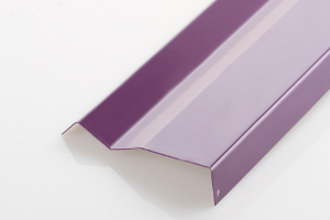 紫色7字型铝挂片