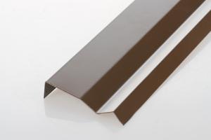 棕色7字形铝挂片