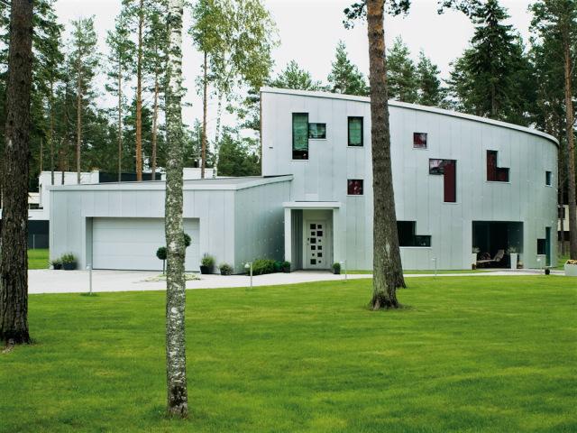 爱沙尼亚住宅外墙蜂窝保温板