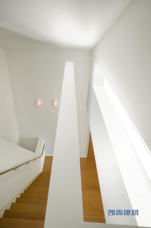 MacAllen大厦公寓室内楼梯