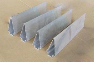 箭头型铝方通型材