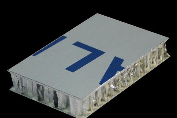 铝蜂窝板正面铝板细节