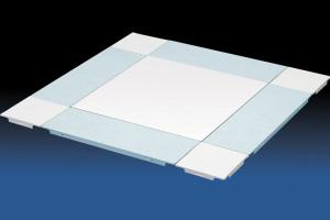 组合方形铝扣板