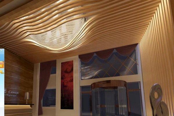 济南南全福东区售楼部弧形凸出造型铝方通
