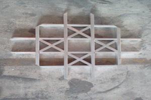 铝合金窗花半成品