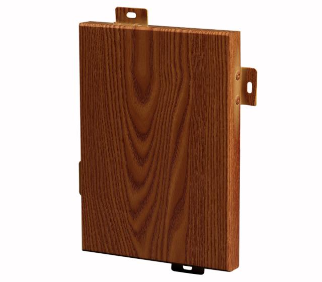 3D手感木紋鋁單板