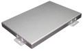 沉头密拼银灰色氟碳铝单板