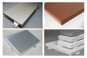 铝单板标准版型