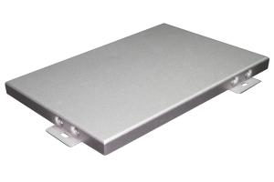 银灰色铝单板标准尺寸