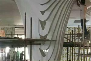 铝单板造型包柱