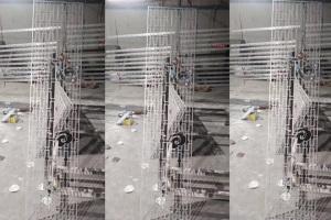 铝窗花铝花格生产过程