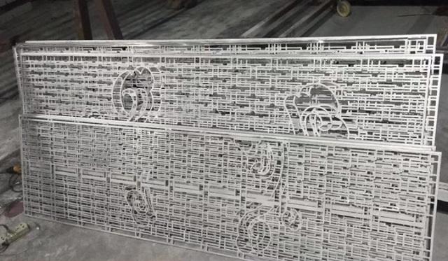 1.2~1.5mm_刨槽_幕墙铝单板_吊顶铝单板_铝方通_陶瓷/烤瓷铝板