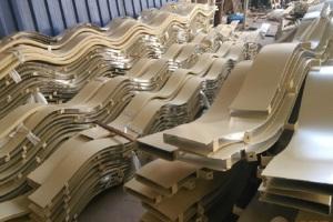 蛇形铝单板吊顶批量生产