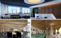 办公室安装铝方通各区域效果