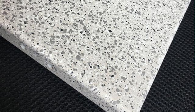 甩点4涂氟碳外墙仿石纹铝单板