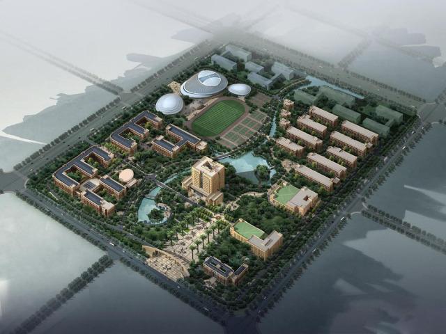 浙江农林大学天目学院整体规划