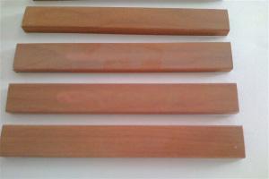 木纹铝四方管