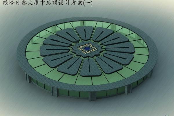 福建沙县体育公园安装施工