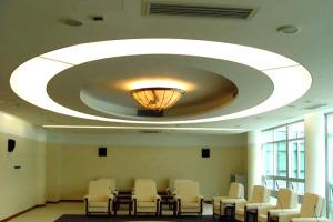 会议室圆形吊顶