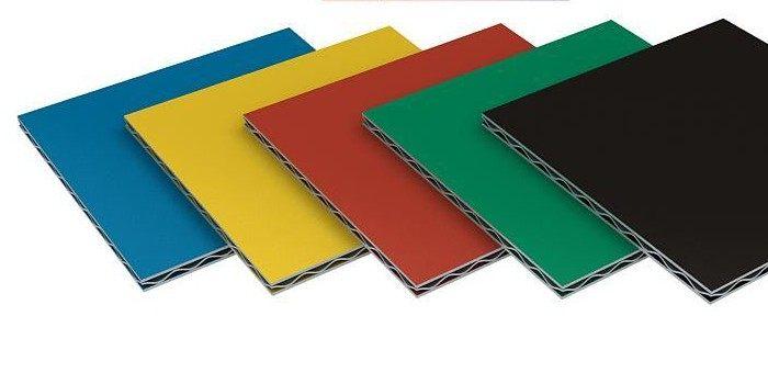 彩色瓦楞铝板