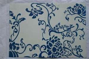 仿青花瓷陶瓷铝单板