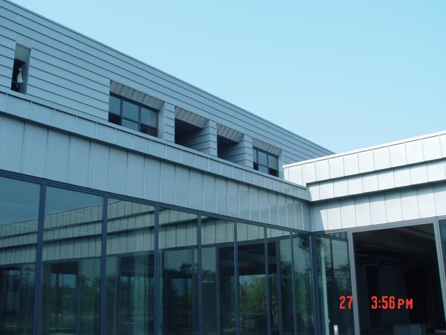 工厂外墙铝单板