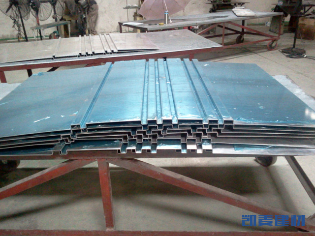 长城铝单板半成品