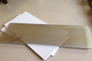 椭圆冲孔铝扣板