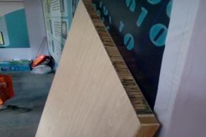 木纹铝板复合纸蜂窝芯