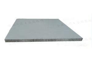 灰色铝蜂窝板