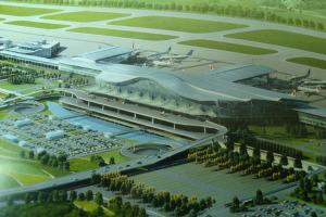 机场顶面双曲铝单板