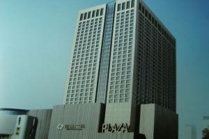 富世广场外墙铝单板