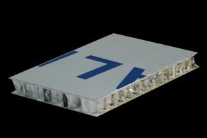 25mm厚铝蜂窝板