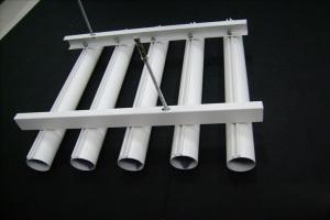 铝合金圆管吊顶安装实物