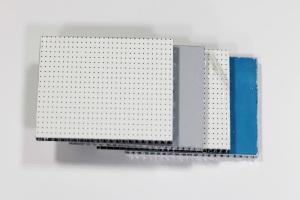 微孔蜂窝铝板