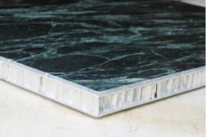 花岗岩石材复合蜂窝铝单板