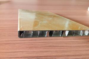 石材復合鋁蜂窩板