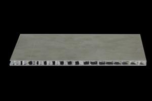 仿石纹复合铝蜂窝板