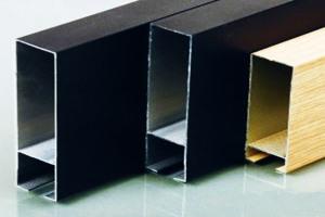 卡式U槽铝方通型材