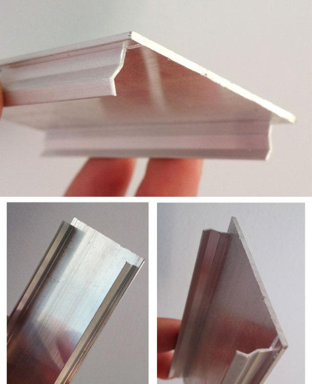 铝方通封头盖子